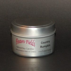 Soy Travel Candle Country Bumpkin