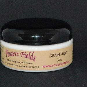 Body Moisturing Cream Grapefruit