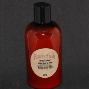 Body Lotion Raspbery Mint