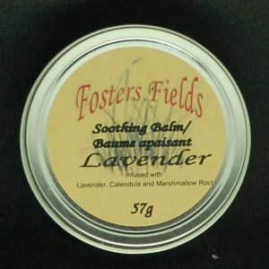 Soothing Balm Lavender Essential Oil Scent