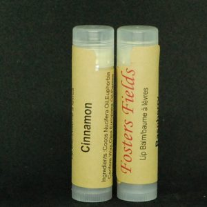 Vegan Lip Balm Cinnamon Essential Oil