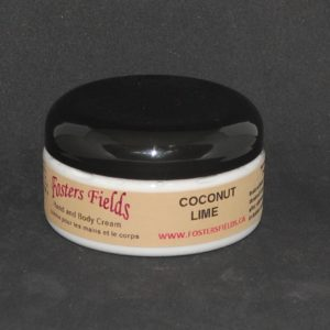 Hand and Body Cream Coconut Lime