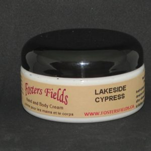 Hand and Body Cream Lakeside Cypress